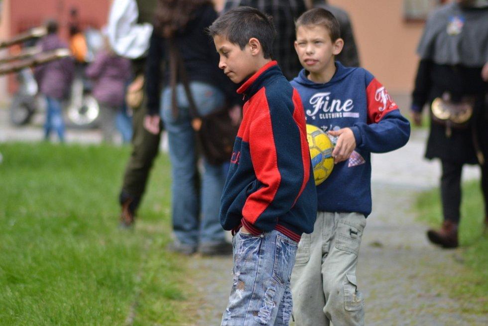 Dobývání Českého Brodu se událo jak v Brodě, tak na Lipské hoře