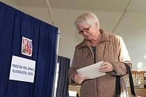 Volby na 2. ZŠ Kolín