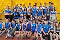 Mladí atleti Kolína vyhráli Středočeský halový pohár.