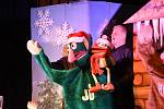 Vánoční Jů a Hele v MSD Kolín