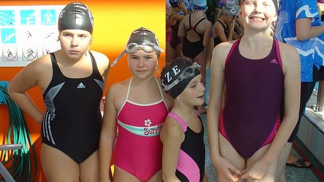 Kolínské závody byly pro domácí plavce po všech stránkách úspěšné.