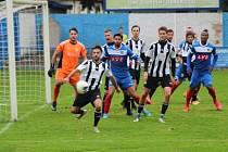 Z utkání Kolín - Benátky nad Jizerou (3:0).