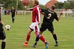 Z utkání Tuchoraz - Polepy (0:0, PK 3:1).