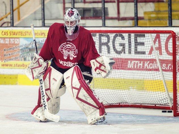 Jiří Blažek se v srpnu připravoval v Kolíně s týmem trenéra Ráce.