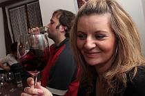 Degustace francouzských vín