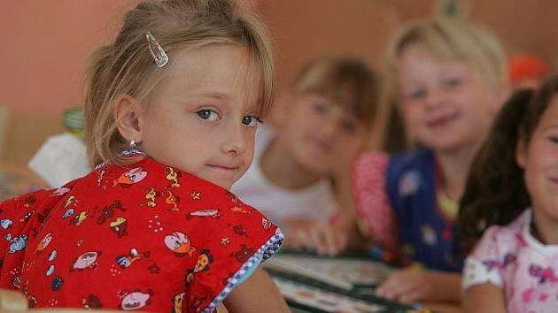 Mateřinka otevřela třídu pro předškoláky