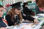 Den záchranářů 2010. Karlovo náměstí