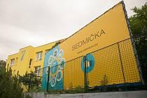 Pro 7. a 1. základní školu v Kolíně bude sloužit nový pavilon.