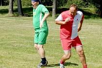 Muži z Olešky a okolí si užili sportovní den