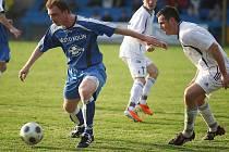 Z utkání FK Kolín - Nový Bydžov (3:0).