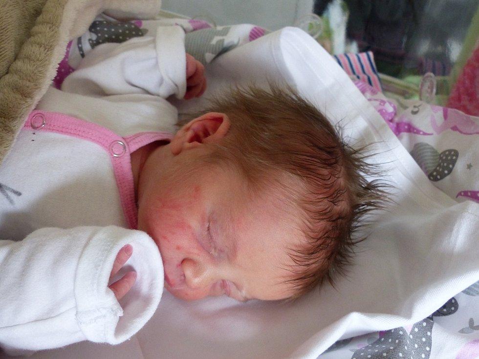 Barbora Pospíšilová se narodila 28. února 2021 v kolínské porodnici, vážila 2880 g a měřila 48 cm. V Sendražicích ji přivítali sourozenci Ondřej (6), Tereza (3) a rodiče Alena a Michal.