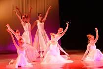 Žáci tanečního oddělení zakončili rok baletním večerem