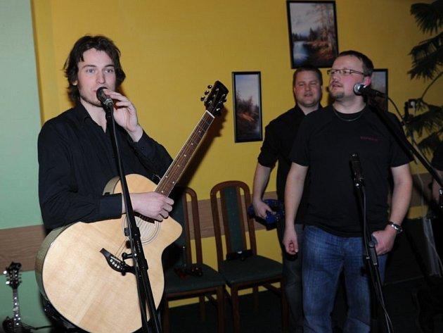 Tata Mia si tentokrát pozvali harmonikáře Marka Vojtěcha