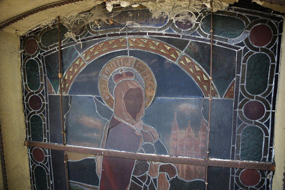 Oprava kostela sv. Prokopa v Chotouni