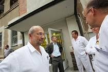 V kolínské nemocnici otevřeli Gerontocentrum.