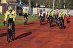 Soustředění v Kolíně se zúčastnilo třicet závodníků.