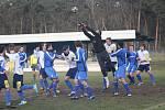 Z přípravného utkání FK Kolín - Neratovice (4:0).
