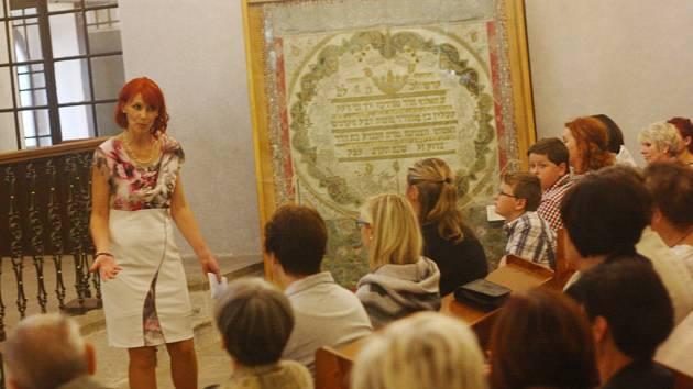 Básnířka Jitka Nováková představila své Touhy z balkonu