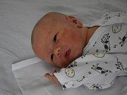 Jan Aubrecht se rozkřičel 7. března 2017. První potomek maminky Jany a tatínka Ondřeje zTlučeně po narození měřil 49 centimetrů a vážil 3160 gramů.