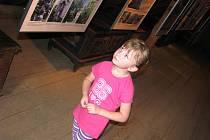 Výstava v hrázděném domě nabízí putování celým Kouřimskem