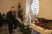 Na druhý Boží hod Vánoční byla v kostele sv. Gotharda v Českém Brodě zahájena výstava betlémů, kterou lze vidět až do 1. ledna příštího roku na ochozu kostela.
