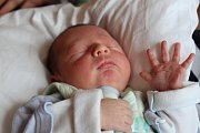 Dominik Müler poprvé zaplakal 13. června 2017. Po porodu vážil 2660 gramů a vážil 47 centimetrů. Doma v Louňovicích ho bude vychovávat maminka Tereza a tatínek David.