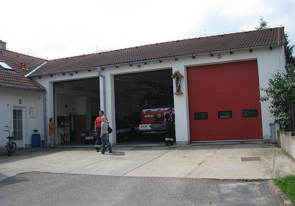 Nové hasičská zbrojnice