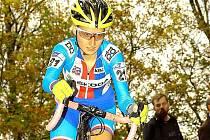 Jana Czeczinkarová dojela na mistrovství Evropy třetí.