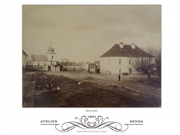 Jedna z objevených fotografií