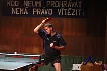 Radim Hořejší prožil parádní víkend. Ani v jednom utkání neprohrál.