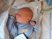 Jakub Pešina spatřil světlo světa 2. ledna 2017. Po narození se pyšnil výškou 50 centimetrů a váhou 3390 gramů. Doma vOdřepsech ho přivítali maminka Olga, tatínek Jiří a sestry Kačka (15) sLuckou (14).