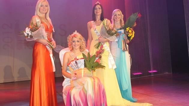 Miss Kolínska 2012