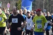 Běžci se sešli v Pečkách