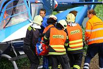 Smrtelná nehoda u Cerhenic. 11. října 2011