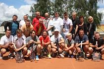 Tenisový klub ze Starého Kolína oslavil 20 let od svého založení.