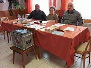 Druhý den voleb do poslanecké sněmovny - Chrášťany