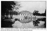 historická fotografie Kšel