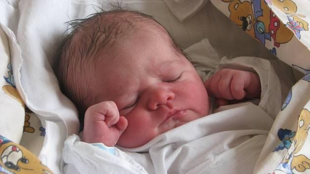 Dominik Dohnal se narodil 19. května v Kolíně. Vážil 3400 gramů a měřil 50 centimetrů. Doma v Doubravčicích ho přivítají sestry Kristýna, Karolína a Nikola, maminka Anna a tatínek Milan.