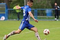 Z utkání Český Brod B - Luštěnice (4:0).