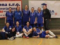 Z utkání SKP Kolín - Liberec (2:8).