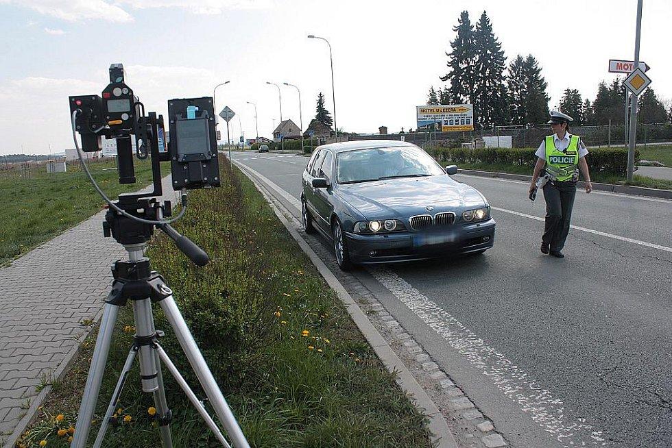 Dopravně bezpečnostní akce