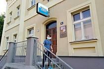 Služebna Městské policie v Kolíně.