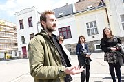 Podchod získal novou tvář v rámci Kolínského Majálesu