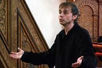 Vystoupení z oratoria Mistr Jan Hus v Kostelci