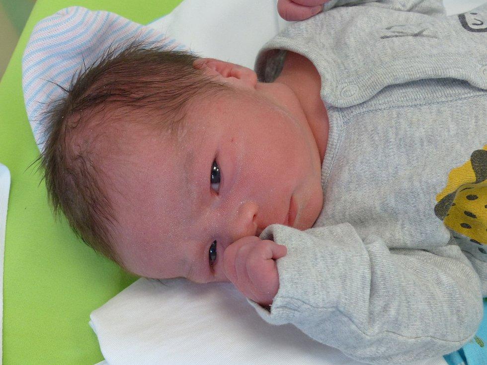 Tomáš Kubelka se narodil 13. ledna 2021 v kolínské porodnici, vážil 3760 g a měřil 50 cm. Do Dolních Chvatlin odjel s bráškou Martinem (2) a rodiči Jiřinou a Martinem.