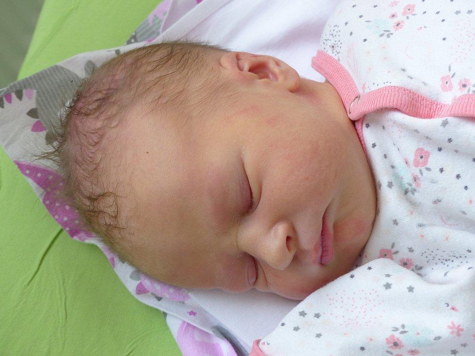 Rozárie Vyhnánková se narodila 1. prosince 2020 v kolínské porodnici, vážila 3355 g a měřila 50 cm. Do Uhlířských Janovic odjela s maminkou Lenkou a tatínkem Tomášem.