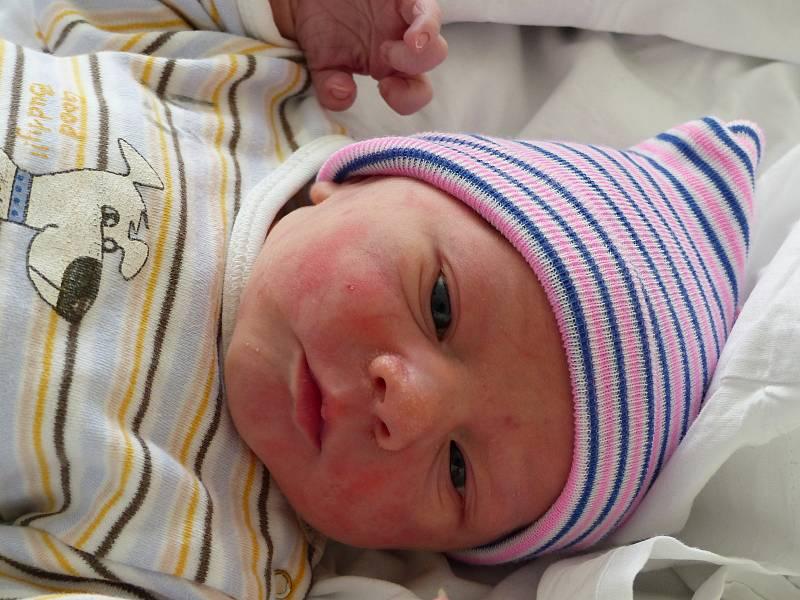 Ondřej Čerych se narodil 3. října 2021 v kolínské porodnici, vážil 3125 g a měřil 49 cm. V Pečkách se z něj těší maminka Pavla a tatínek Jakub.