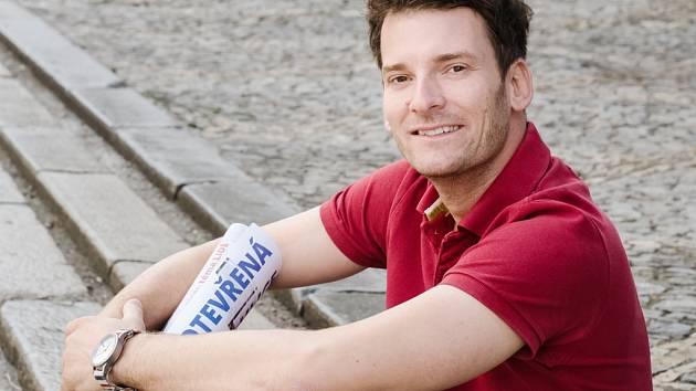Spoluorganizátor Otevřené ulice Filip Šádek