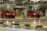 V TPCA začala výroba faceliftovaných vozů.