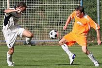 Z utkání FK Kolín - Převýšov 1:0